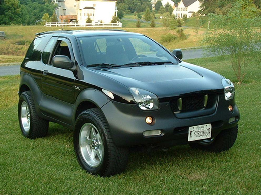 Should I get an Isuzu VehiCROSS? - MY350Z.COM Forums
