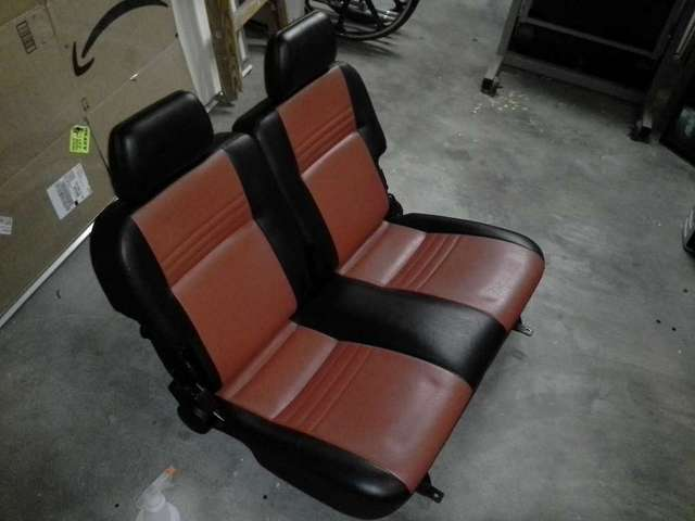Rear Seats for Sale - View 2